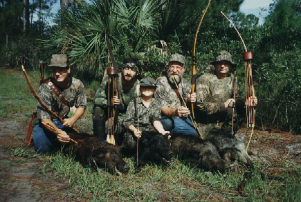Wild Boar Hunts In Florida With Osceola Outfitters!